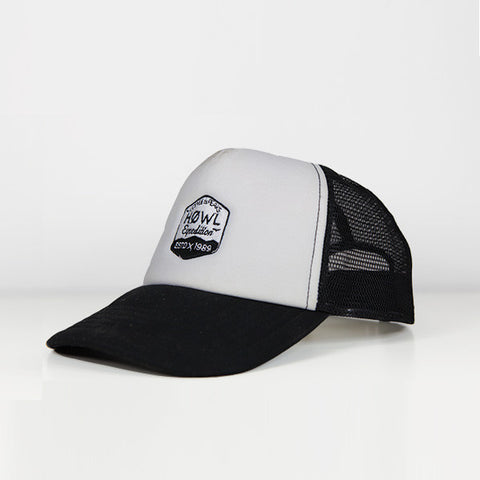 COFFEE & PEAKS EXPEDITION TRUCKER HAT