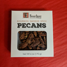 Load image into Gallery viewer, Bourbon Barrel Food Spiced Pecans