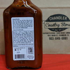 Bourbon Barrel Food BBQ Sauce