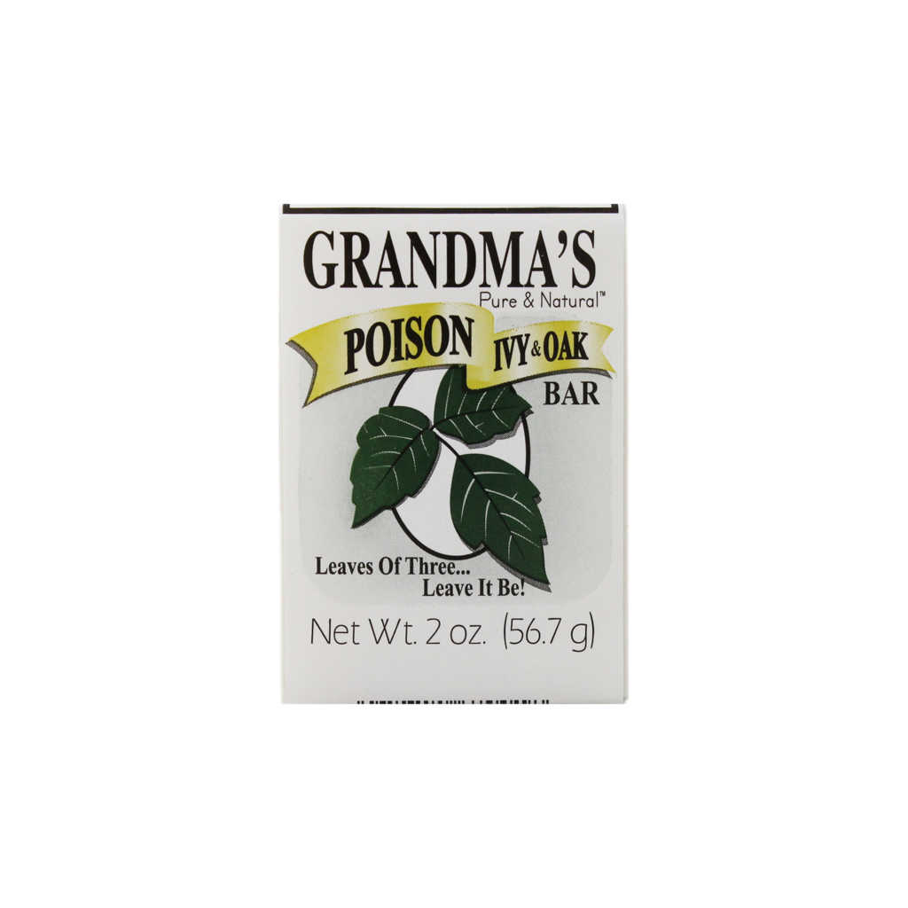 Grandmas Poison Ivy & Oak Bar