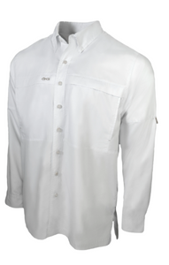 GameGuard® MicroFiber Long Sleeve White
