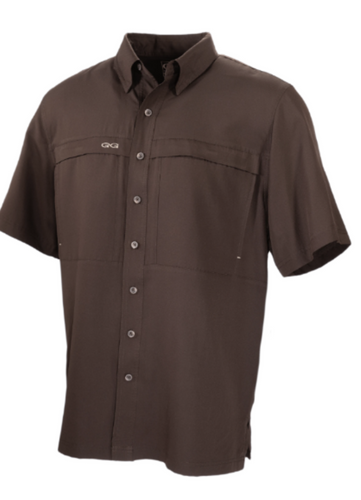 GameGuard® Chocolate Short Sleeve Shirt