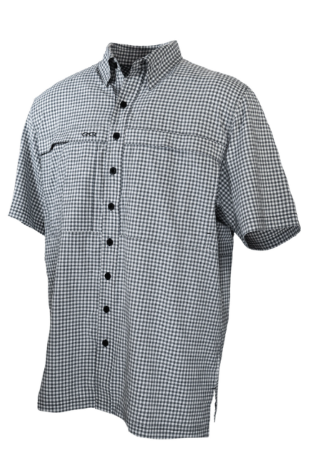 GameGuard® TekCheck Shirt White