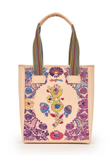 Load image into Gallery viewer, Consuela® Chica Classic Tote Calvin CLST1453NATUOS