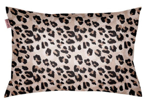 Towel Pillowcover - Leopard