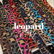 Load image into Gallery viewer, Leopard Adjustable Handbag Strap