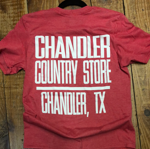 Chandler Country Store Red T Shirts