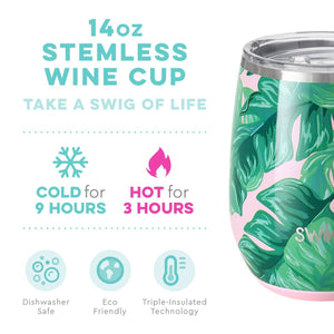 Swig Life 14oz. Stemless Wine Cup