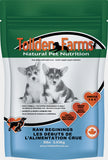 Tollden Farms - Raw Beginnings Puppy Food (8lbs)