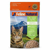 Feline Natural Chicken & Lamb 320G