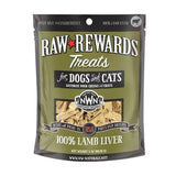 Northwest Naturals Lamb Liver Treats