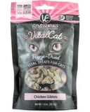 Vital Essentials Freeze Dried Chicken Giblets Cat Treats