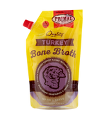 Primal Turkey Bone Broth 20oz