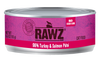 Rawz Steam Cooked Turkey & Salmon Paté