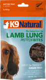 K9Natural Lamb Lung Protein Bites