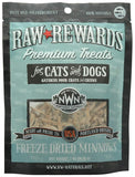Northwest Naturals Raw Rewards Minnows 1oz