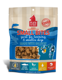 Small Bites Salmon Meaty Morsel Dog Treats 6oz/170g