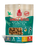 Plato Small Bites Duck Meaty Morsel Dog Treats 2.5oz/70.8g