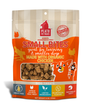 Small Bites Made With Organic Chicken Meaty Morsel Dog Treats 6oz/113g