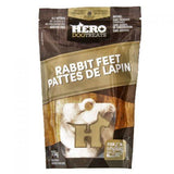Big Country Raw - Rabbit Feet Bulk Dehydrated Treats