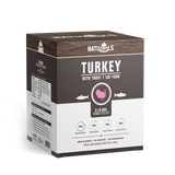 Naturawls Cat - Turkey & Trout Dinner (24 pack)