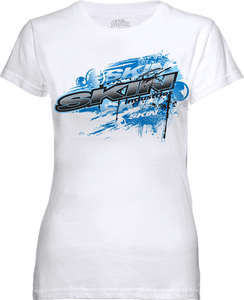 WOMENS CREW TEE - ATTACK