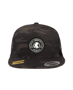 PATCHED CAMO - CLASSIC TRUCKER