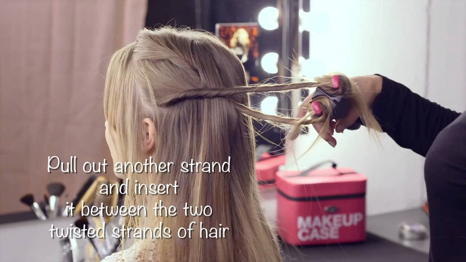 EasyTwist™ Hair-Braider