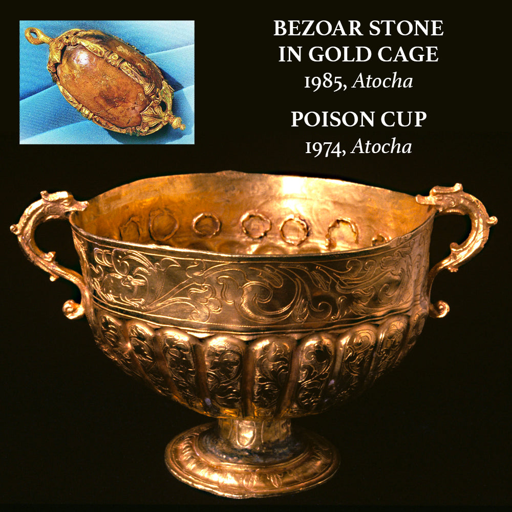 The Poison Cup Story