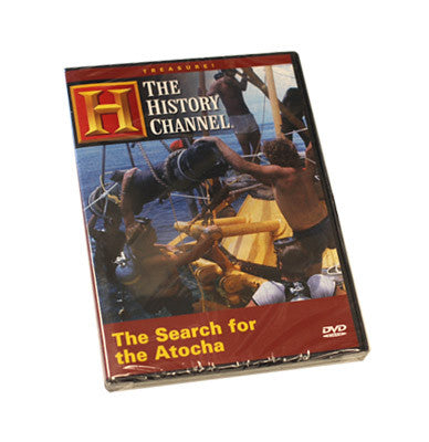 The Search for the Atocha DVD - This History Channel