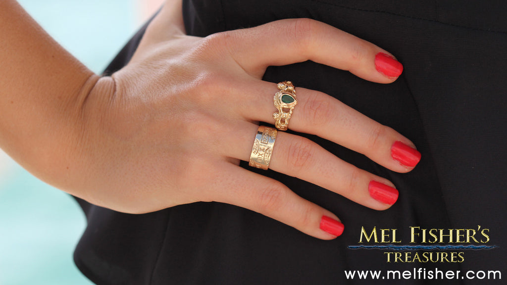 Mel Fisher's Treasures Rings Holiday Sale