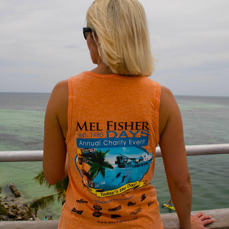 Mel Fisher Days Tank Top