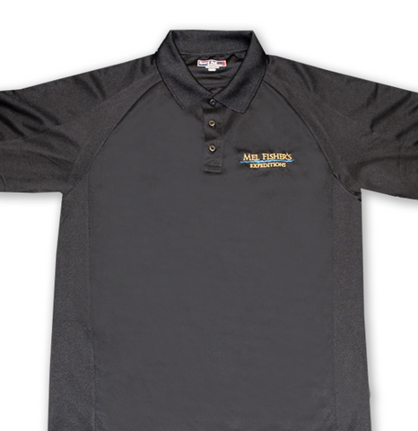 Mel Fisher's Expeditions Sport-tek polo shirt