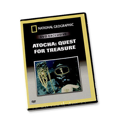National Geographic Quest for the Atocha
