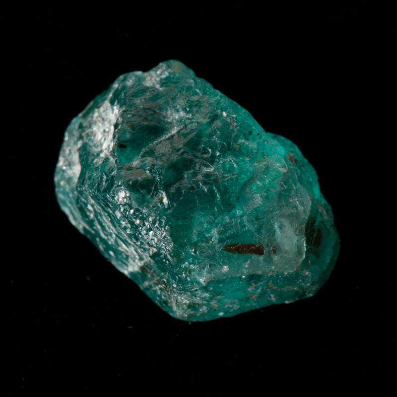 Rough Cut Madagascar Emerald 19.36CT