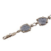 Atocha Re-creation Coin Sterling Silver 14K Mount Bracelet
