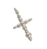Sterling Silver Spanish Galleon Cross Shipwreck Re-creation