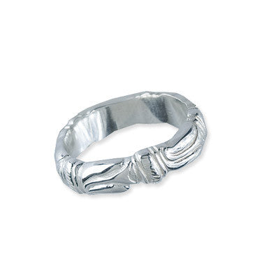 Silver Decorative Ring