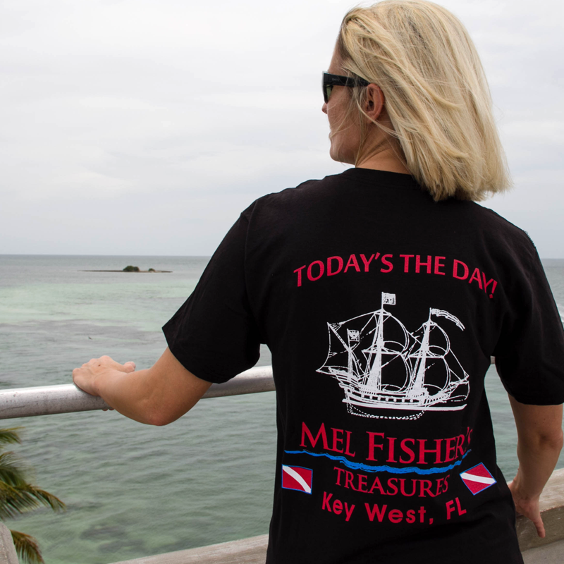 Mel Fisher's Dive Flag T-Shirt