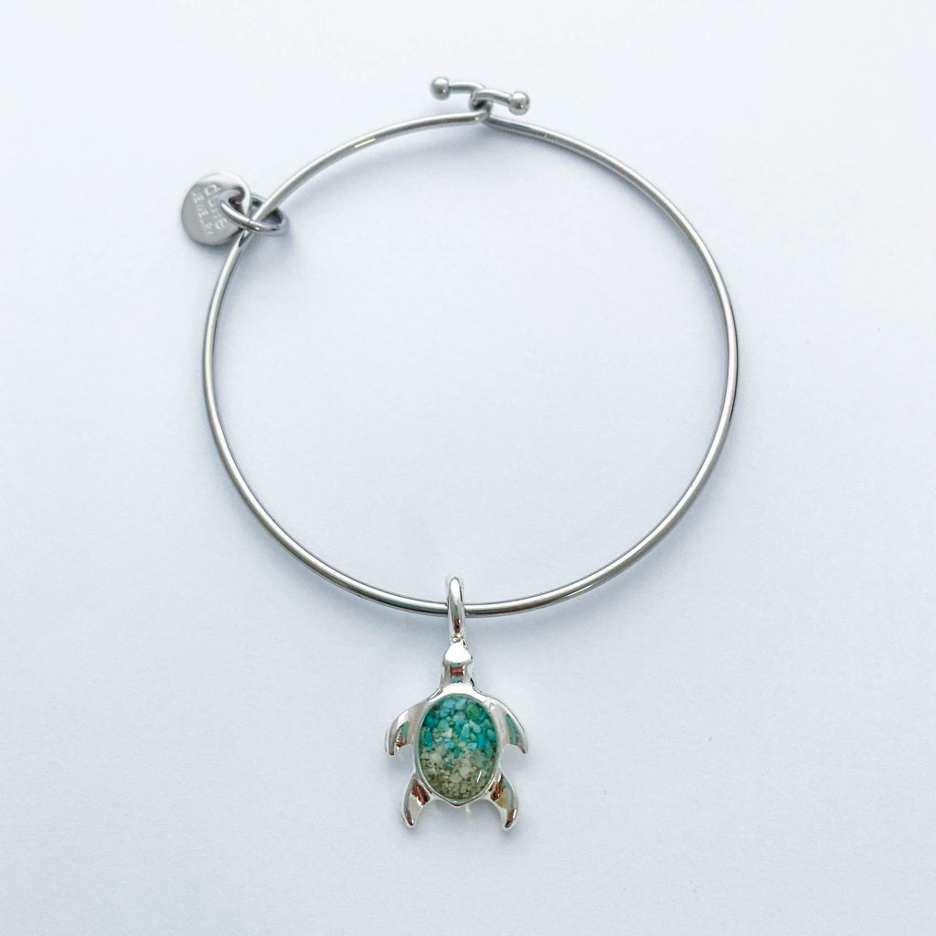 DUNE Beach Bangle - Turtle
