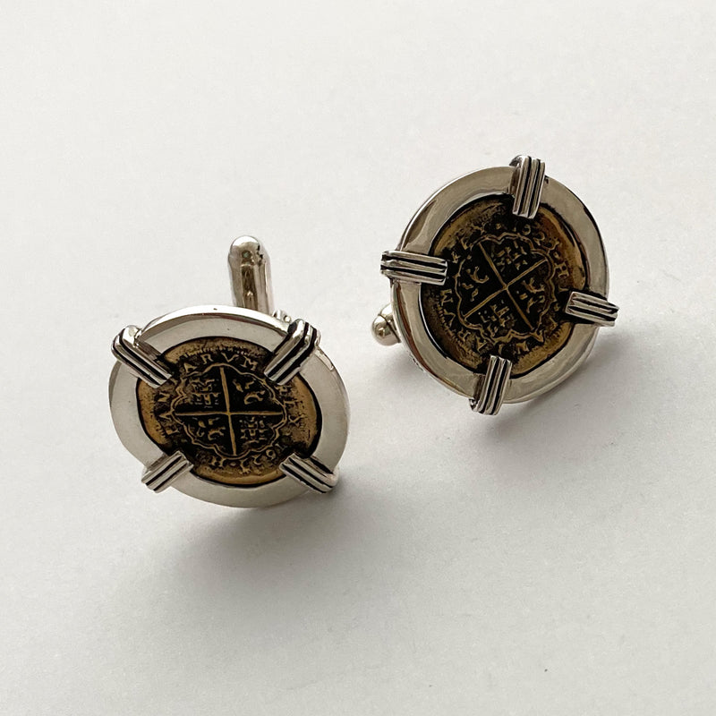 Atocha Re-creation Cuff Links