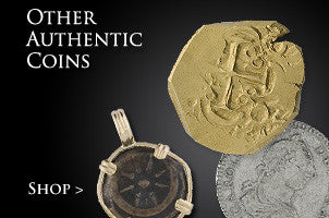 Authentic Shipwreck Coins