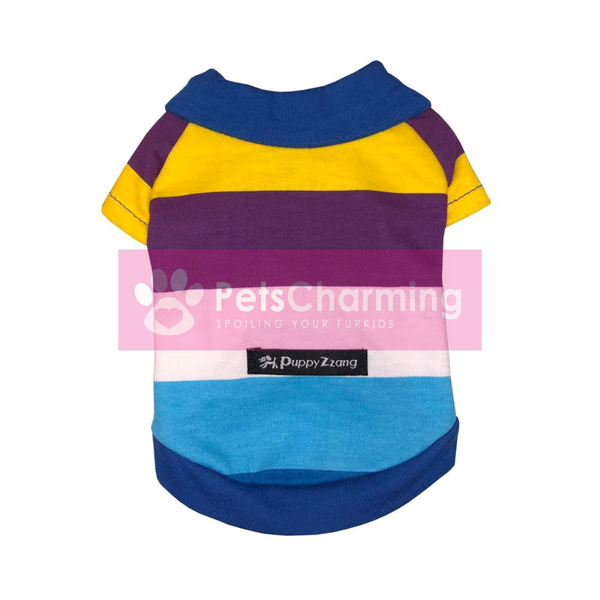Multicoloured Striped Polo