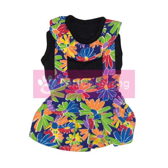 Multicoloured Floral Dress