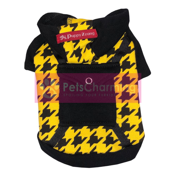 Yellow Wooflink Jumper