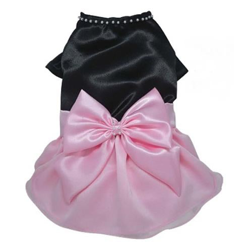 Black & Musk Formal Doggy Dress