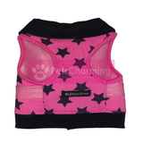 Pink Star Vest Harness