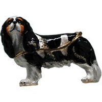 King Charles Trinket Box