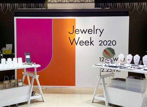 New Jewelry / Jewelry Week 2020 終了しました!