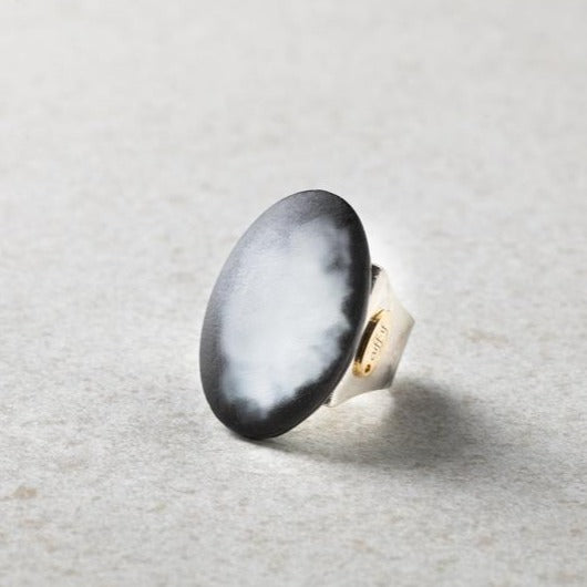 GALAXY/MOON RING(Silver)